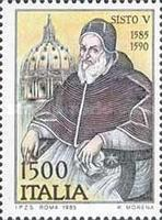 [The 400th Anniversary of Papacy, type BBK]
