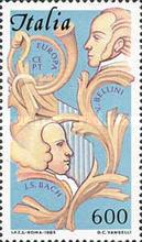 [EUROPA Stamps - European Music Year, type BBY]