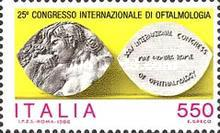 [International Opthalmological Congress, Rome, Typ BDL]