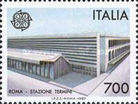[EUROPA Stamps - Modern Architecture, type BEX]