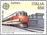 [EUROPA Stamps - Transportation and Communications, type BGD]