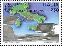 [EUROPA Stamps - Transportation and Communications, type BGE]