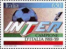 [National Football Champions - INTER, type BHY]