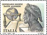 [The 100th Anniversary of the Dante Alighieri Society, Typ BKJ]