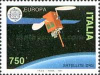 [EUROPA Stamps - European Aerospace, type BLK]