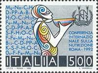 [International Conference on Nutrition, Rome, type BOD]