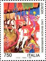 [EUROPA Stamps - Contemporary Art, type BPE]