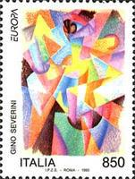 [EUROPA Stamps - Contemporary Art, Typ BPF]