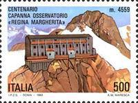 [The 100th Anniversary of the Regina Margherita Observatory, type BPO]