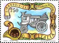 [Thurn and Taxis Postal History, Typ BPT]