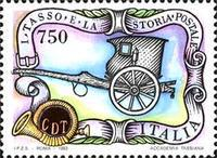 [Thurn and Taxis Postal History, Typ BPV]