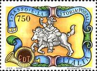 [Thurn and Taxis Postal History, Typ BPX]