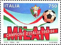 [National Football Champions - Milan, type BRA]