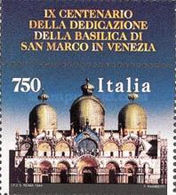 [The 900th Anniversary of the Basilica of St. Mark, type BRV]