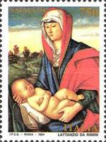 [Christmas Stamps, type BRX]
