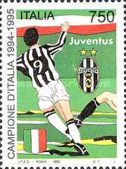 [National Football Champions - Juventus, Typ BTY]