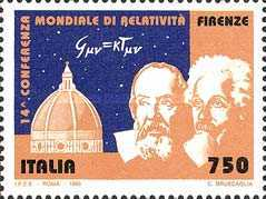 [The 14th World Conference on Relativity Florence, Typ BUJ]