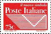 [The Italian Post Office, Typ BUU]