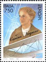 [EUROPA Stamps - Famous Women, type BVM]