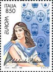 [EUROPA Stamps - Famous Women, type BVN]