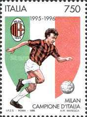 [National Football Champions, Milan, Typ BWL]