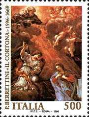 [The 400th Anniversary of the Birth of Pietro Berrettini, Called the Cortona, Typ BWS]