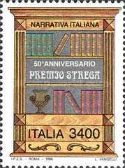 [The 50th Anniversary of Strega Price, Typ BXF]