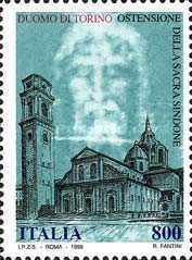 [The 500th Anniversary of the Cathedral of Turin, Italy, type CAJ]