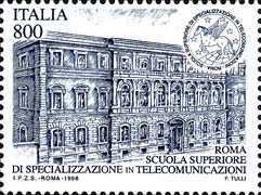[The School of Higher Education in Telecommunications, Rome, type CBP]