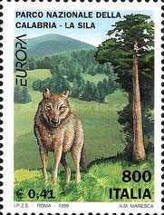 [EUROPA Stamps - Nature Reserves and Parks, Typ CCS]