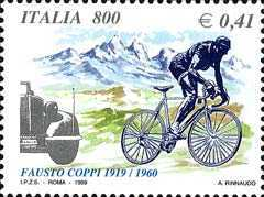 [The 80th Anniversary of the Birth of Fausto Coppi, Typ CDL]