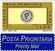 [Priority Mail - Self-Adhesive, Typ CDM1]
