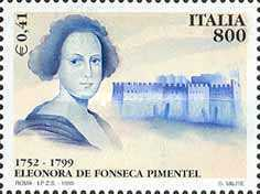 [The 100th Anniversary of the Death of Eleonora de Fonseca Pimentel, Typ CDP]