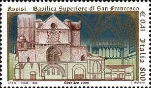 [Reopening of the Superior of St. Francesco Basilica, Assisi, Typ CDT]
