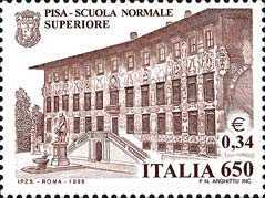 [The National Art Institute of Urbino and Normal School of Pisa, Typ CEM]