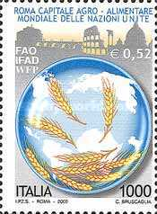 [Rome Agroindustrial World Capital of the United Nations, type CFZ]