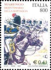 [The 200th Anniversary of the Battle of Marengo, Typ CGO]
