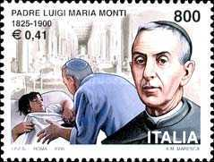 [The 100th Anniversary of the Death of Father Luigi Maria Monti, Typ CGS]