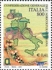 [Italian Agricultural General Conference, Typ CIC]