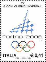 [Winter Olympic Games - Turin, Italy, Typ CKS]