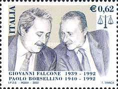 [The 10th Anniversary of the Death of Giovanni Falcone and Paolo Borsellino, Typ CLL]