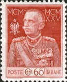[The 25th Year of the Reign of Victor Emmanuel III, Typ CY]