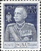 [The 25th Year of the Reign of Victor Emmanuel III, Typ CY1]