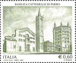 [The 900th Anniversary of the Cathedral of Parma, Typ CYD]