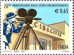 [The 70th Anniversary of the Studios of Cinecitta, Typ CZH]