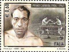 [The 40th Anniversary of the Death of Primo Carnera, Typ CZW]