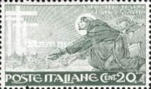 [The 700th Anniversary of the Death of St. Francis of Assisi, type DA]
