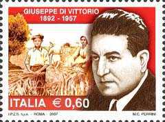 [The 50th Anniversary of the Death of Giuseppe di Vittorio, Typ DAL]