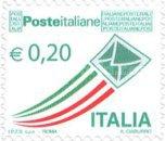 [Poste Italiane - Self Adhesive, Typ DEJ7]