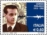 [The 100th Anniversary of the Birth of Giorgio Perlasca, 1910-1992, Typ DGC]